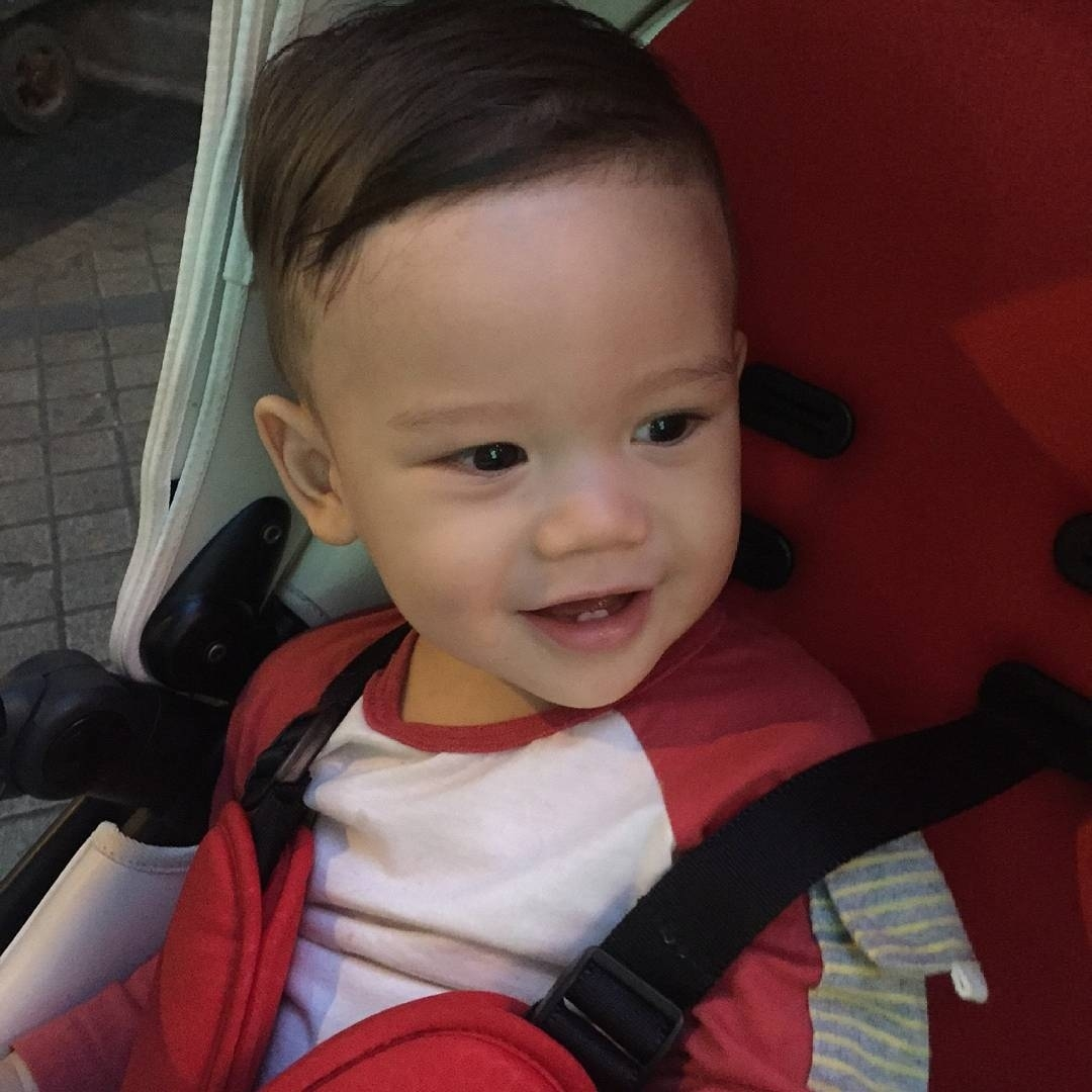50 Cute Baby Boy Haircuts - For Your Lovely Toddler (2019) for Superb Asian Baby Boy Hairstyles