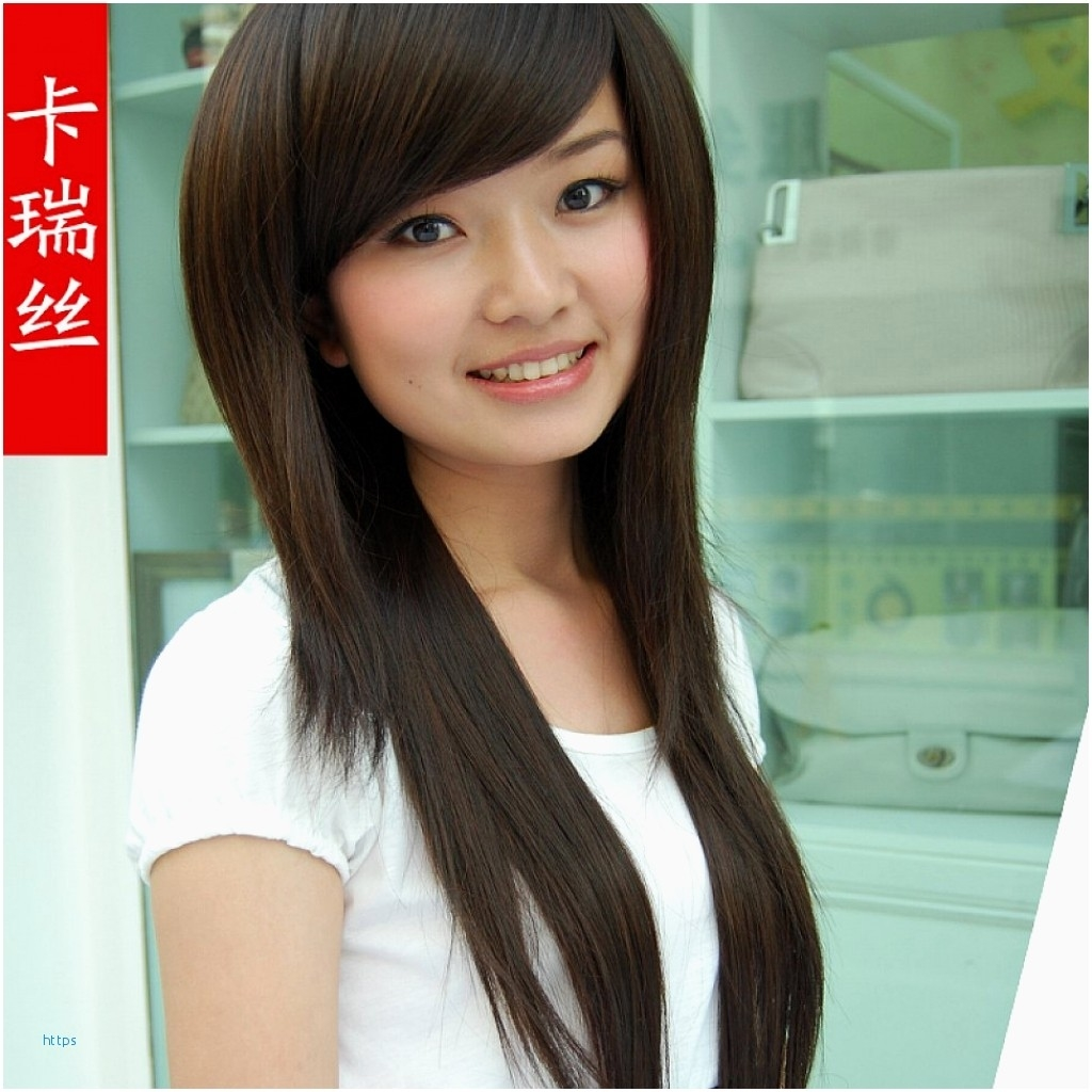55 Beautiful Side Bangs Hairstyle Photos | Short Hairstyles Idea for Best Asian Hairstyles With Side Bangs