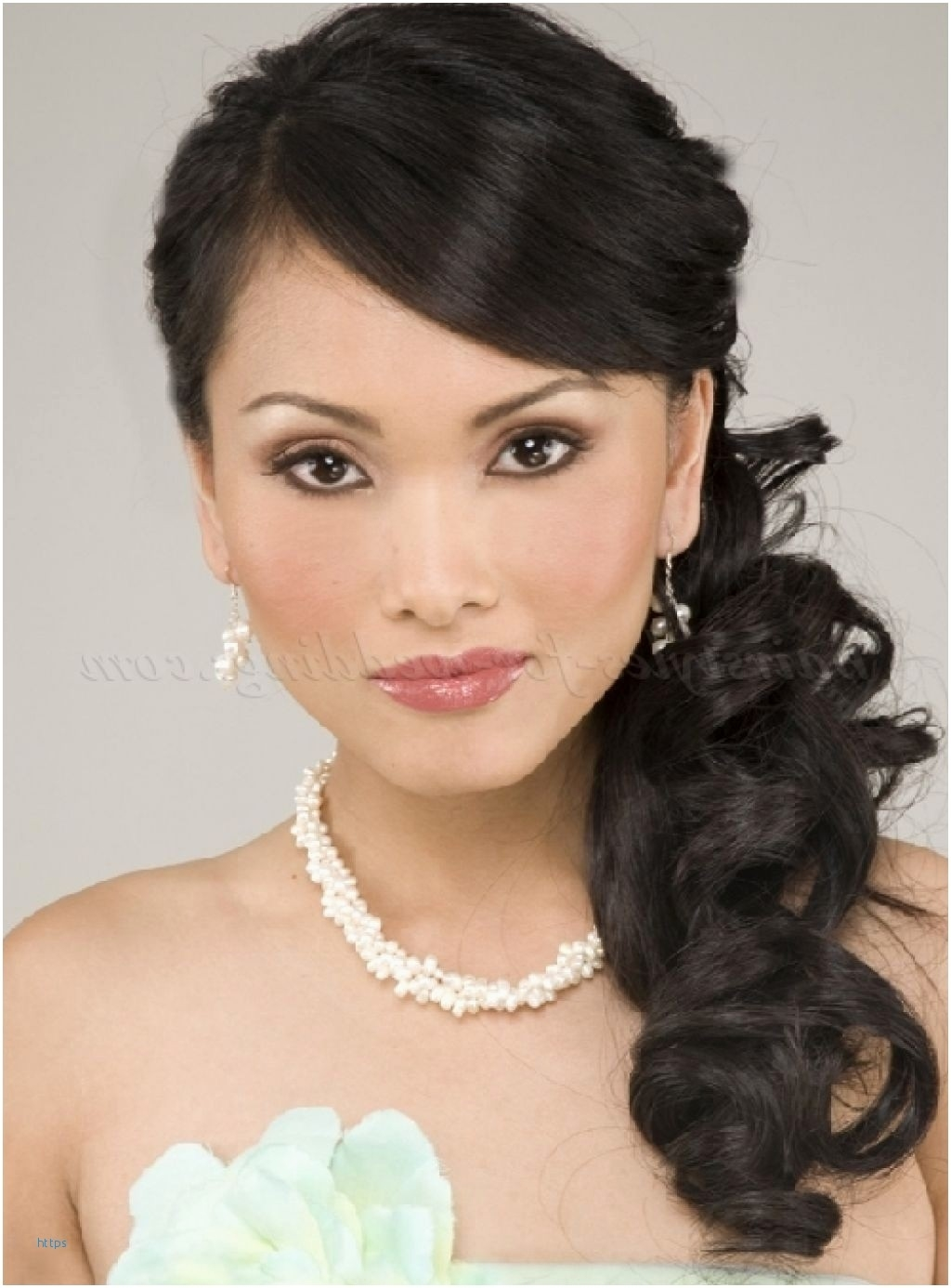 64 Best Of Side Prom Hairstyles Figure | Short Hairstyles Idea for Asian Hairstyles For Prom