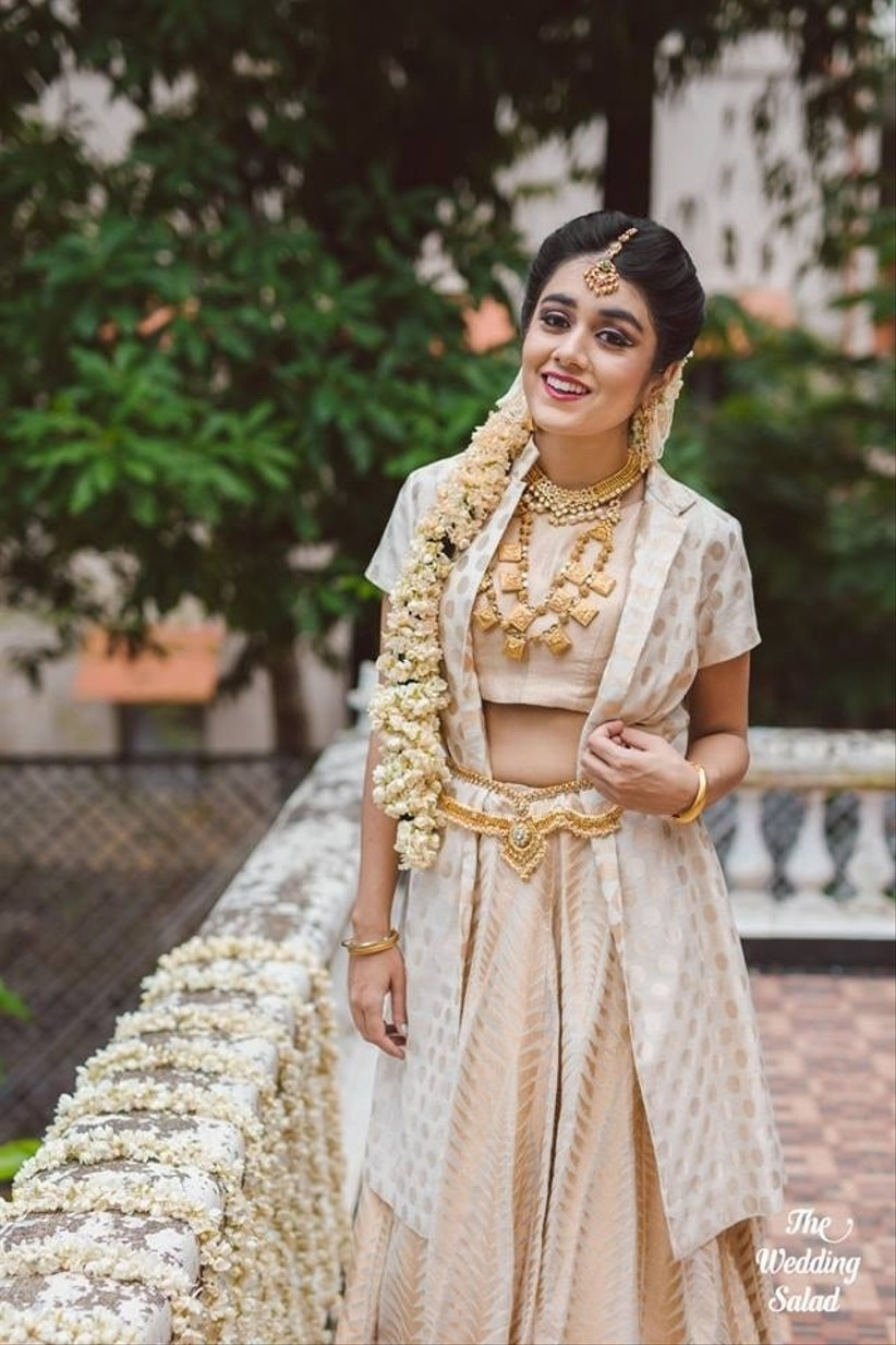 8 Indian Bridal Hairstyles To Flaunt This D-Day For Brides With A pertaining to Best Indian Bridal Hairstyle For Long Face
