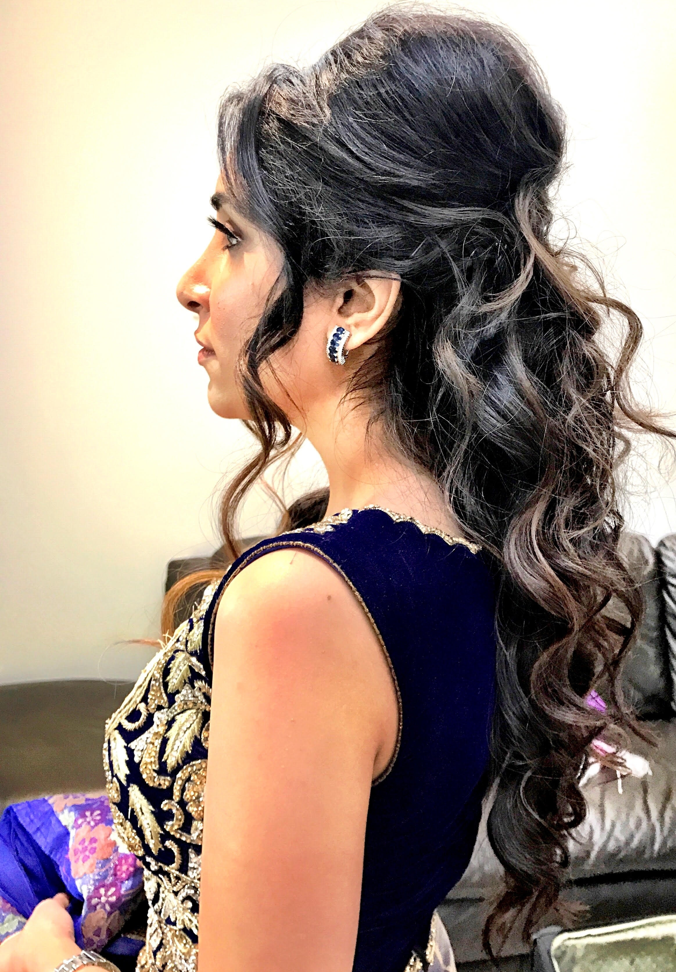 Asian And Indian Wedding Makeup By Kaz Fernando inside Top-drawer Asian Hairstyles For Wedding Party