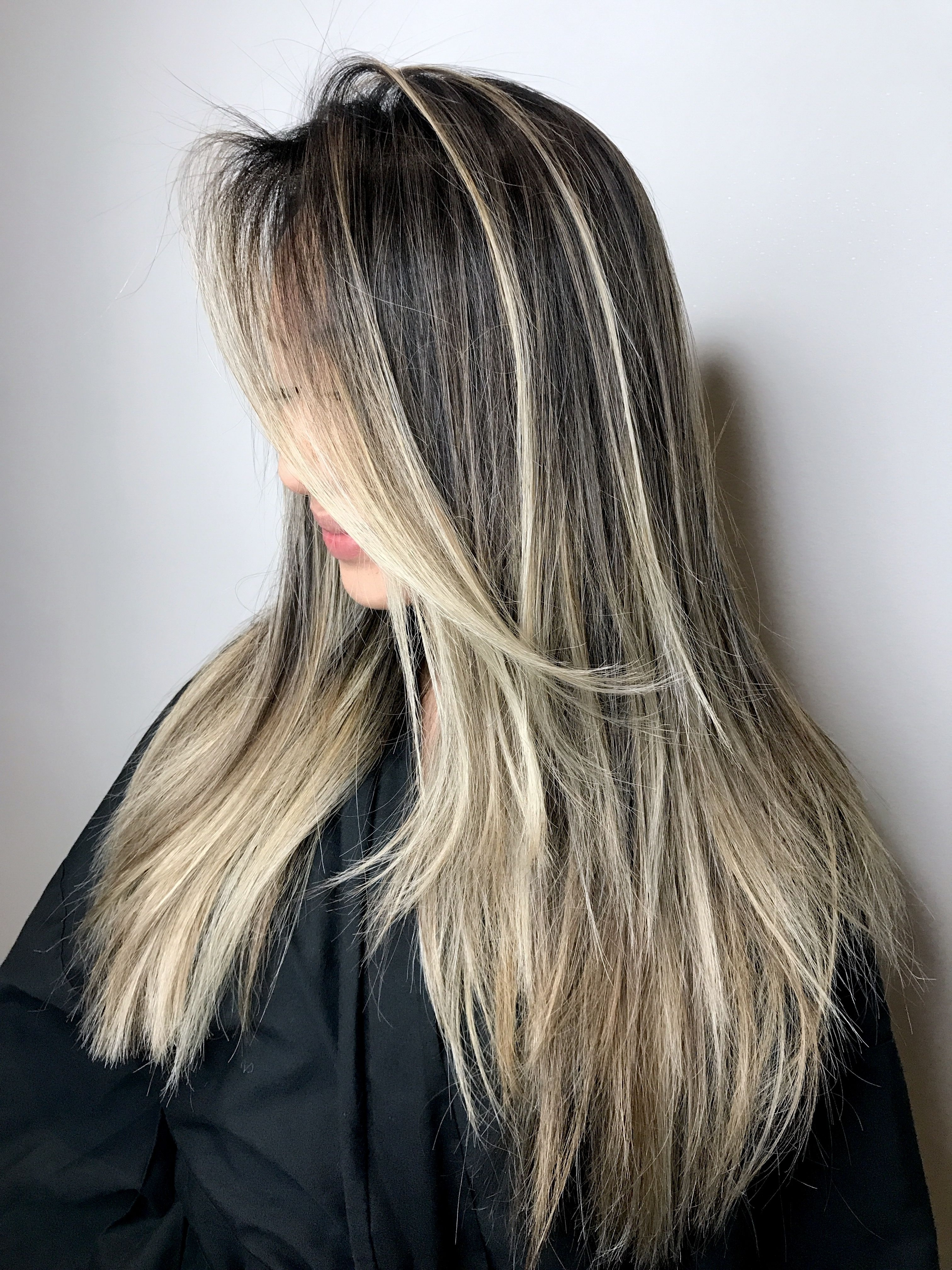Asian Blonde Hair, Balayage For Dark Hair, Blonde, Texture By inside Premier Asian Hair With Blonde Highlights