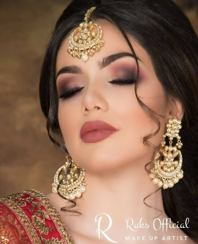 Asian Bridal Makeup Artist & Hairstylist London (Certified By Naeem intended for Amazing Asian Bridal Makeup And Hair Artist