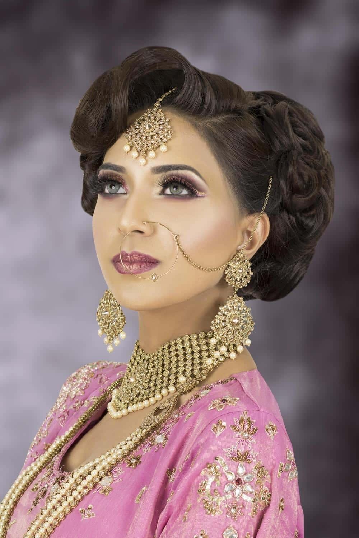 Asian Bridal Makeup Courses & Hair Courses - London - Indian / Pakistani for Asian Bridal Hair And Makeup Courses