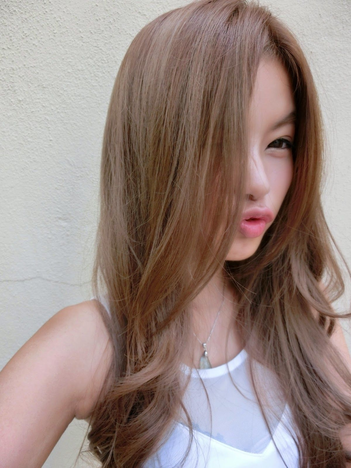 Asian Girl Gray Hair - Google Search | Oh My Hurr In 2019 | Hair with regard to The best Asian Girl Hairstyles 2017