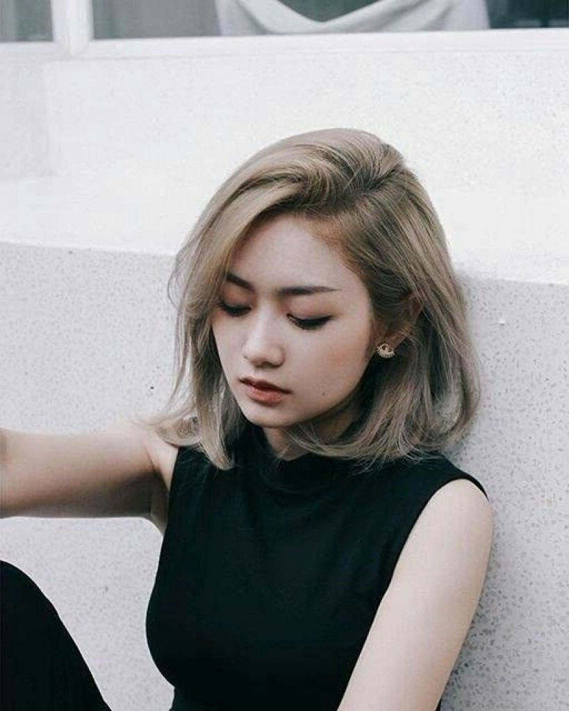 Asian Girl Hairstyles For Round Face Archives – Hairstyles And In in Superb Asian Girl Long Hairstyles