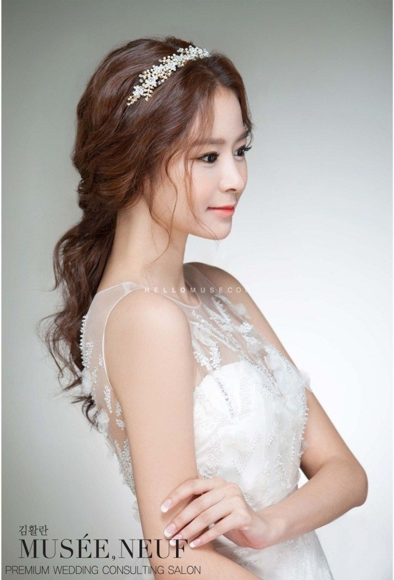 Asian Hairstyles For Wedding Party | Hairstyles Ideas For Me with regard to Top-drawer Asian Hairstyles For Wedding Party