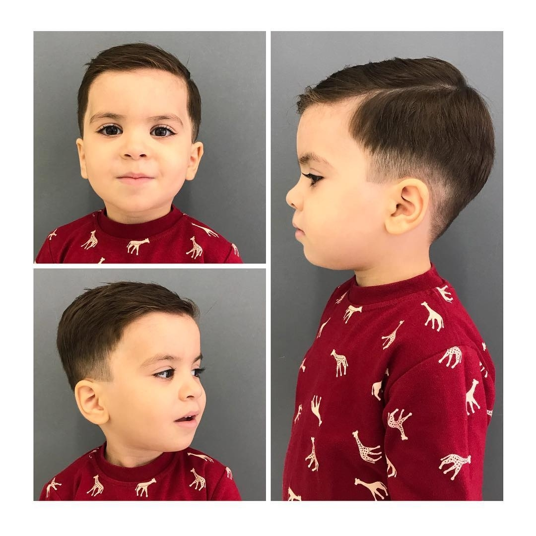 Best 34 Gorgeous Kids Boys Haircuts For 2019. within Superb Asian Baby Boy Hairstyles