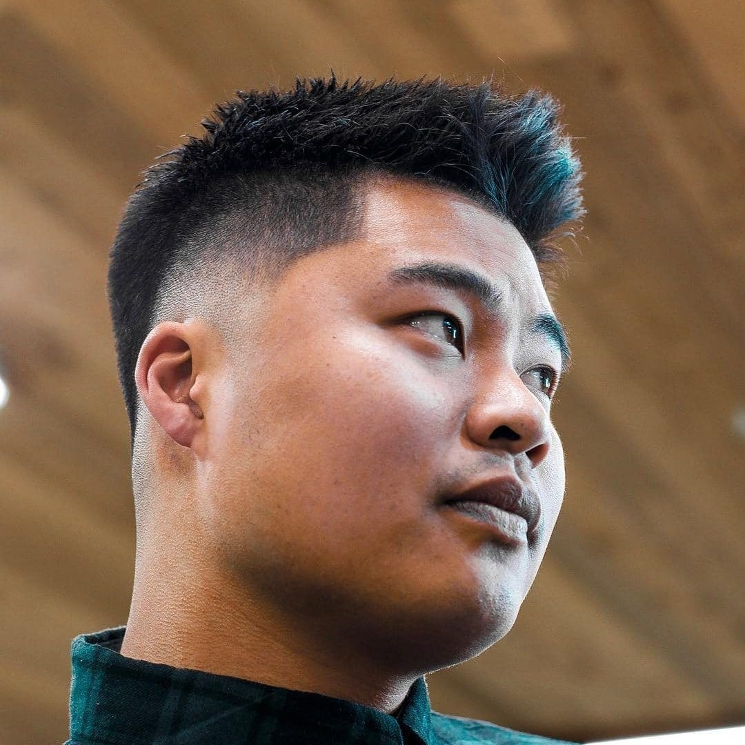 Best Hairstyles For Asian Men for Asian Hairstyles Thick Hair
