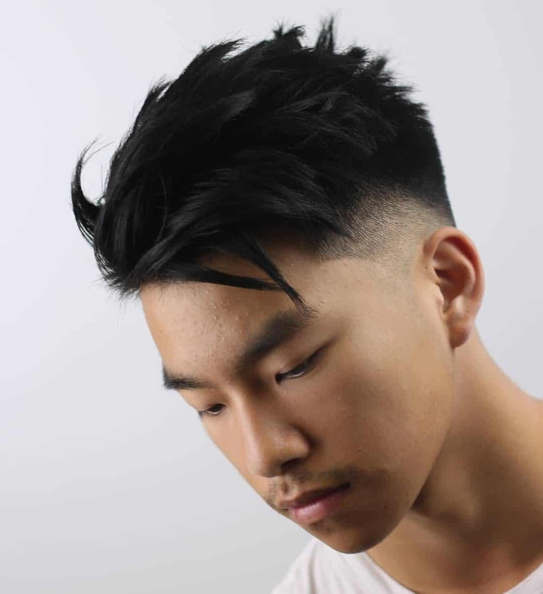 Best Hairstyles For Asian Men in Very best Asian Hairstyles For Teenage Guys