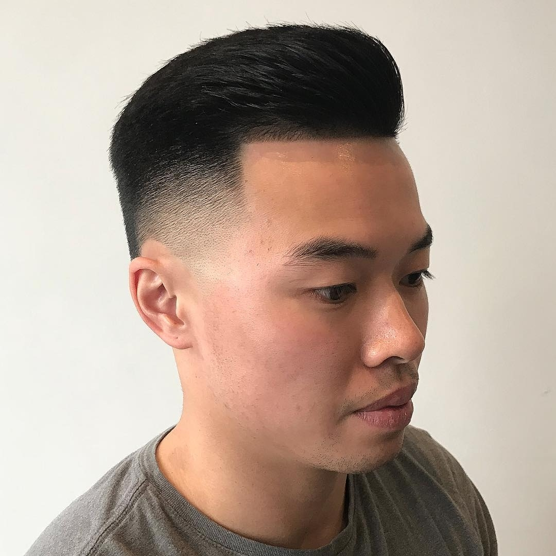 Best Hairstyles For Asian Men intended for Asian Hairstyles For Thick Hair