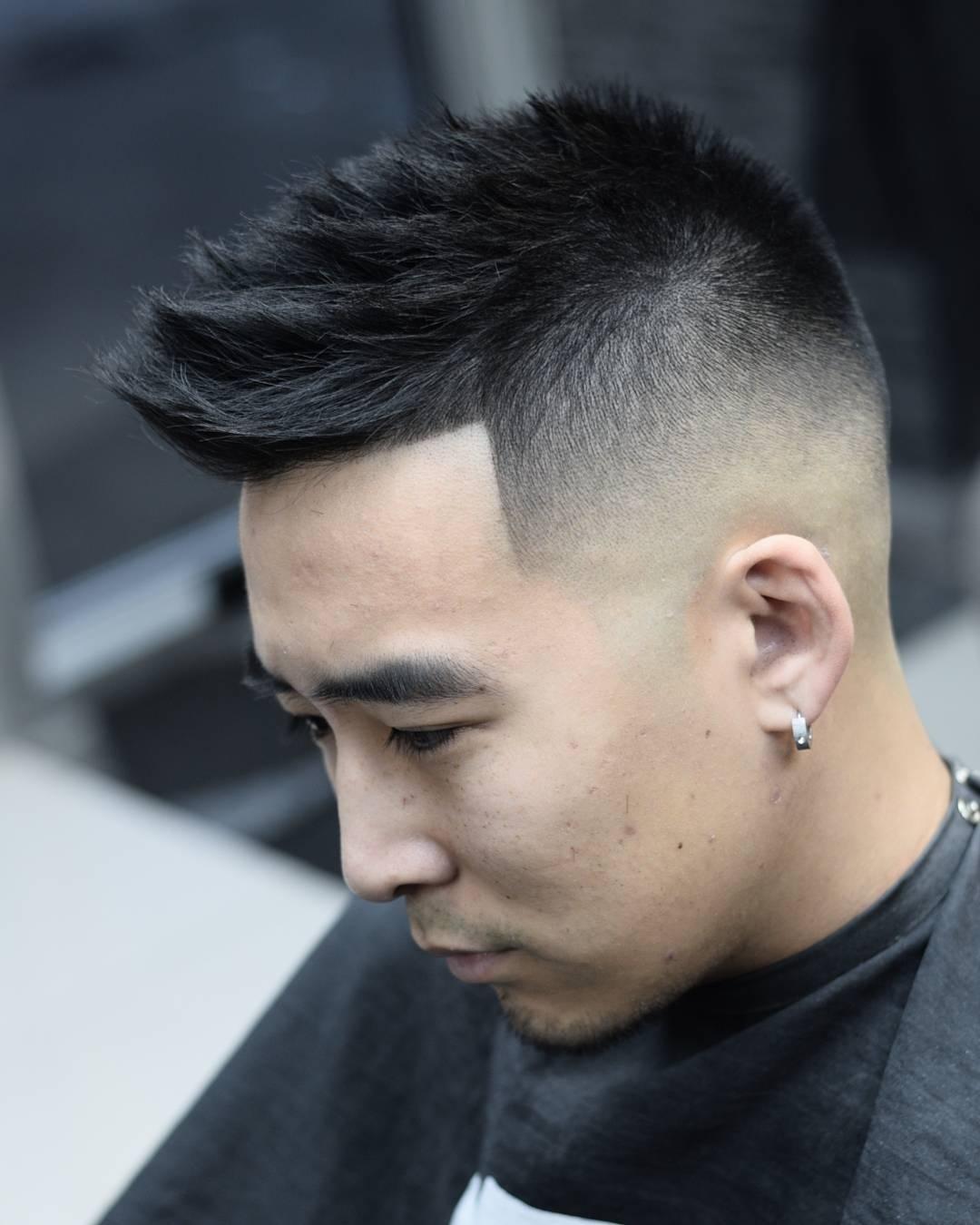 Best Hairstyles For Asian Men regarding Asian Boy Hairstyles 2018