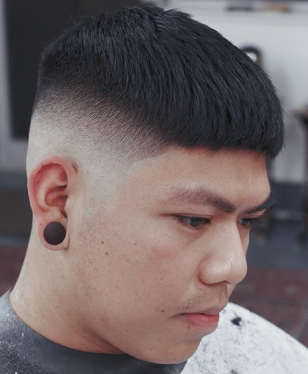 Best Hairstyles For Asian Men within Asian Hairstyles Thick Hair