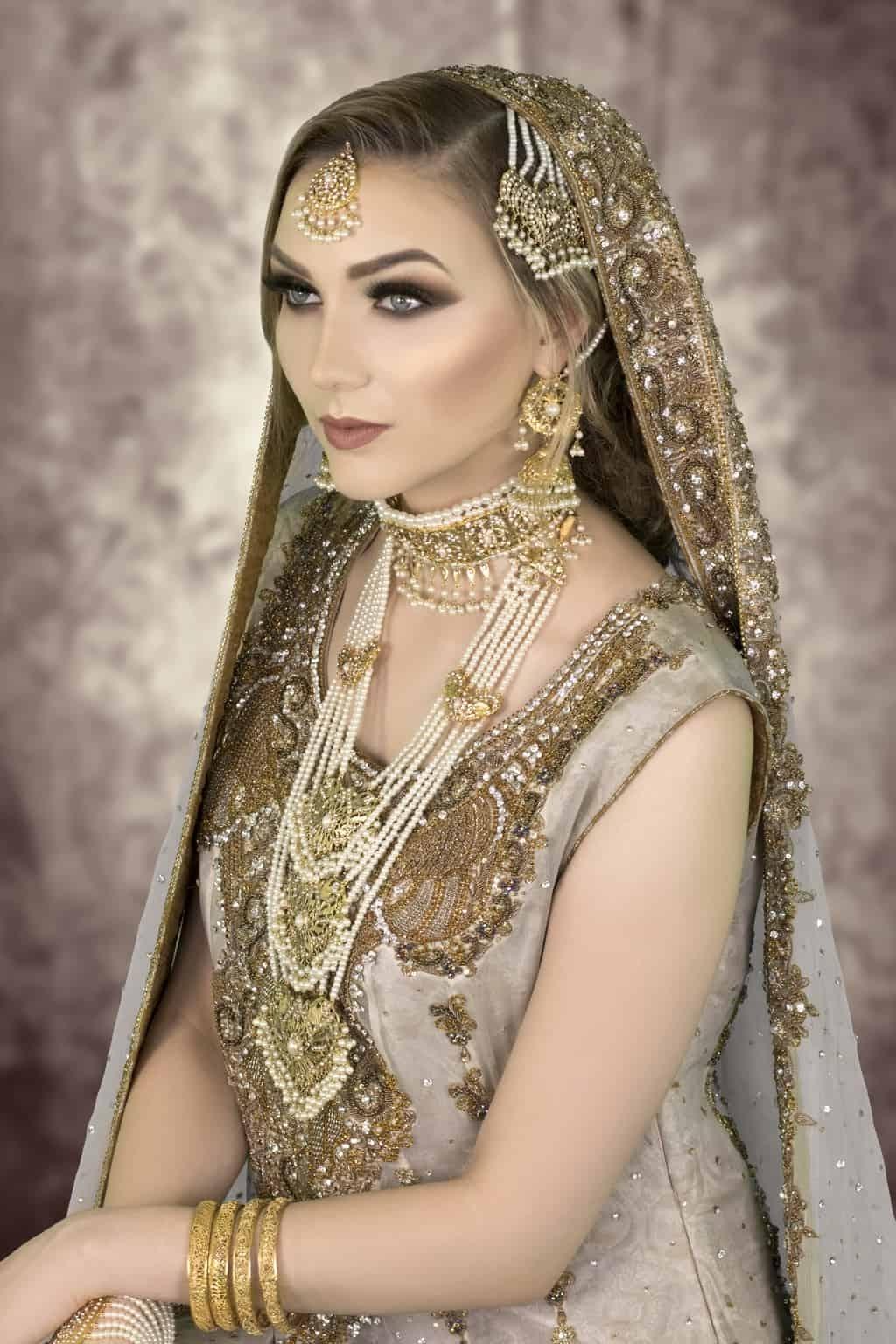 Bridal Hair And Makeup - Master Asian Bridal Makeup Artist And regarding The most ideal Asian Bridal Hairstyles 2018