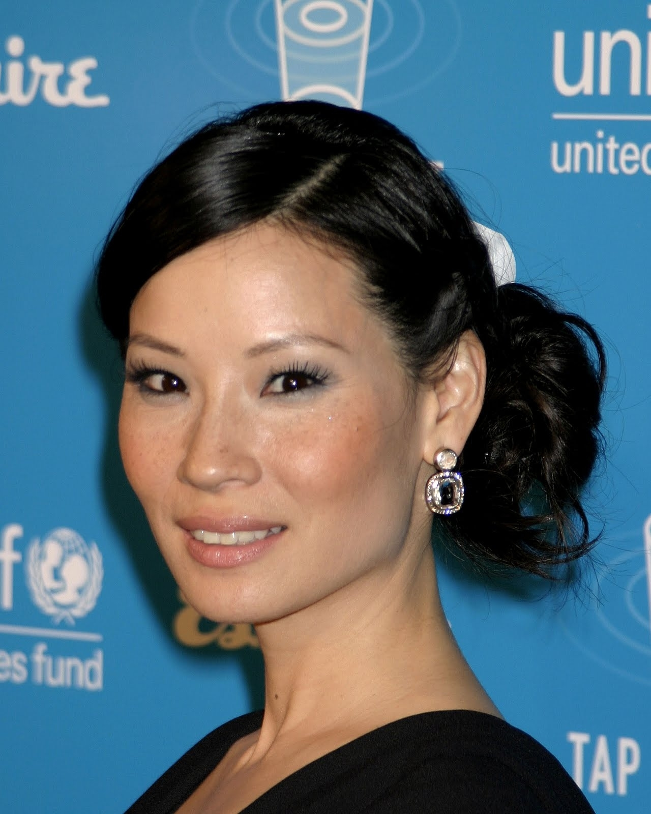 Cute Asian Celebrity Hairstyles Picture ~ Prom Hairstyles with Asian Hairstyles For Prom