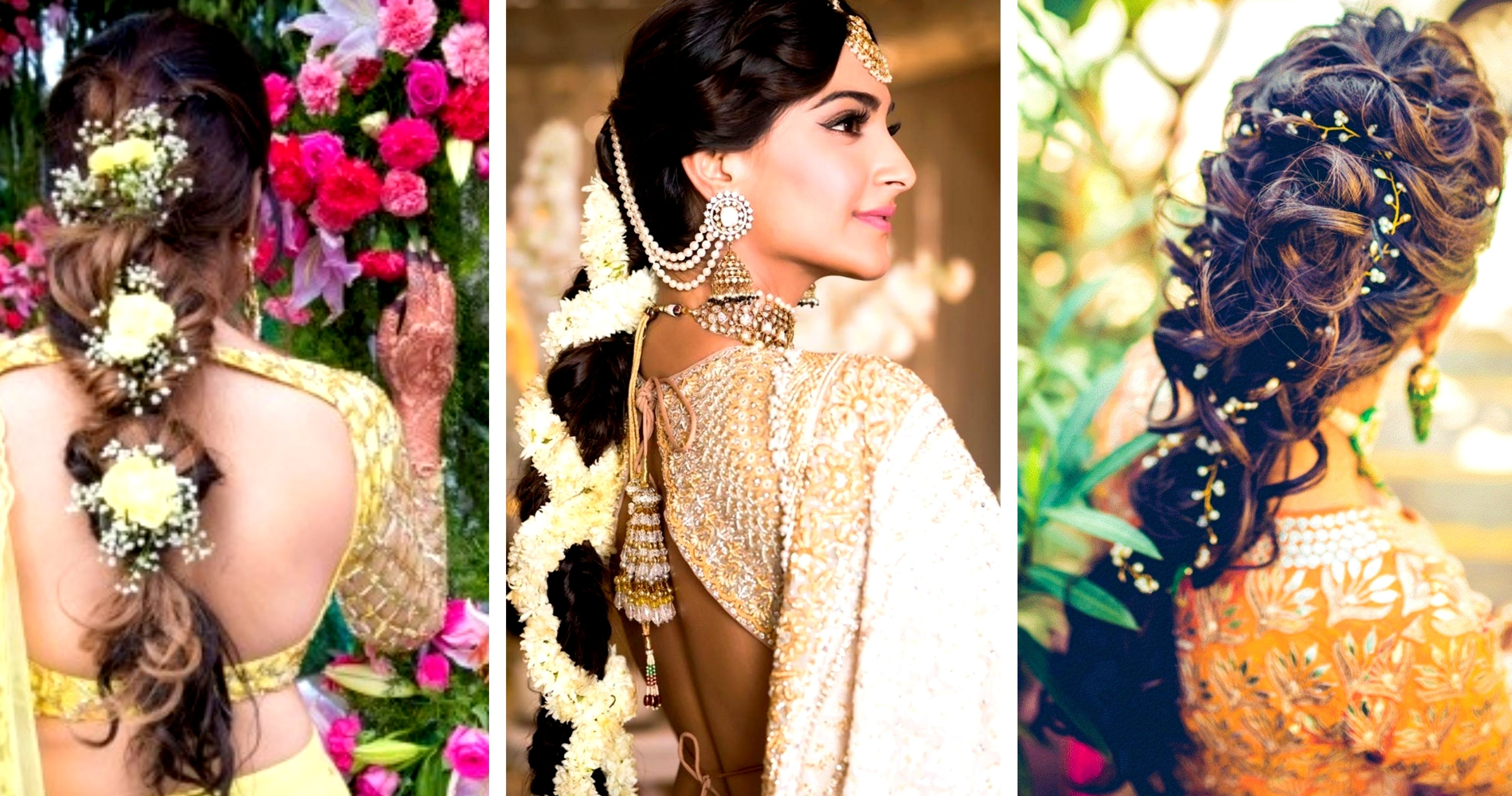 Fashion : Wedding Hair Asian New Indian Wedding Hairstyles New with regard to Superb Asian Indian Wedding Hairstyles