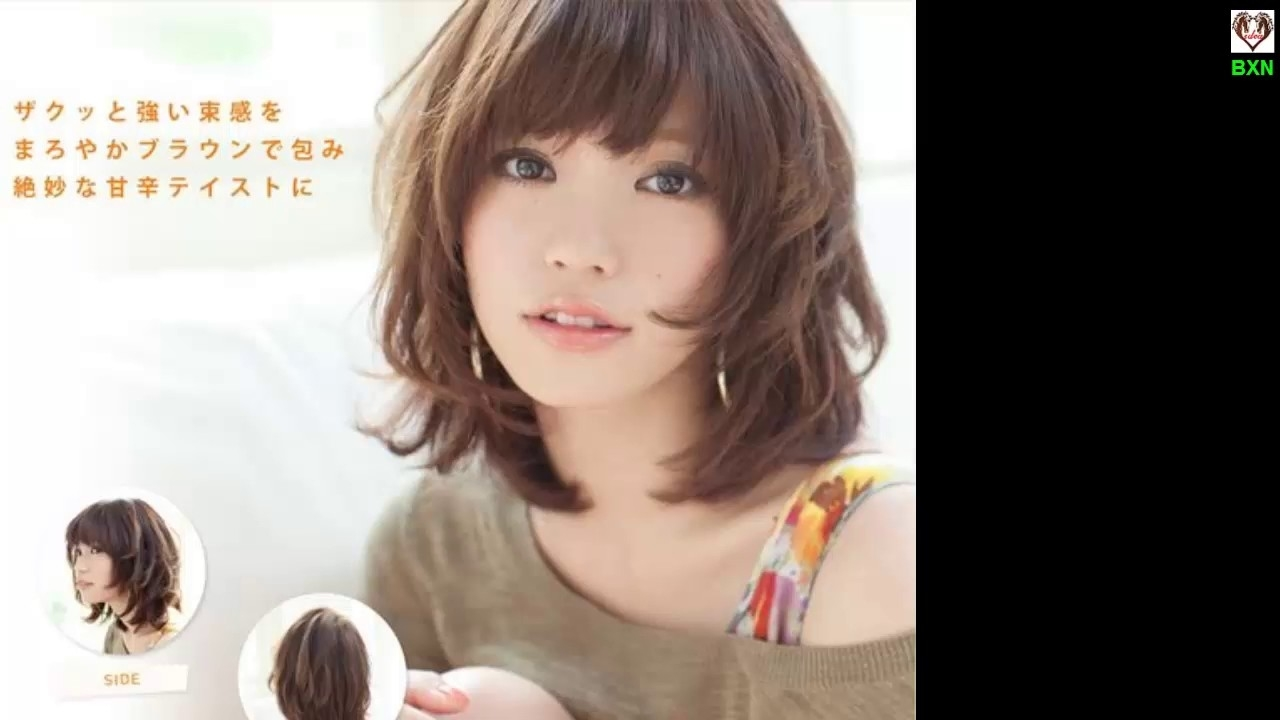 Hair & Beauty | 26+ Cute Short Haircuts For Asian Girls 2017 for The most ideal Asian Short Hairstyles With Bangs