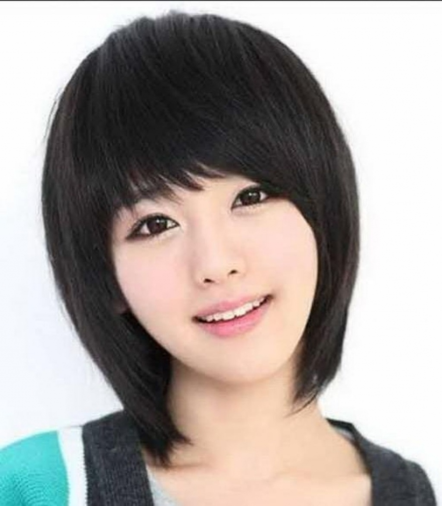 Hair Cuts : Korean Haircut Style For Women Hairstyle Female Long pertaining to The best Asian Girl Hairstyles 2017