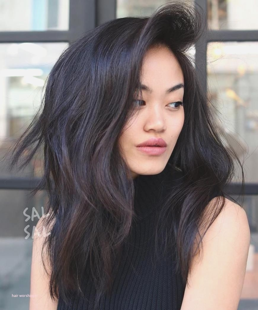 Haircuts For Long Thick Asian Hair Elegant Stunning Most Beneficial throughout Asian Hairstyles For Thick Hair