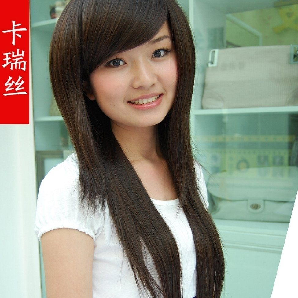 Image For Long Hairstyles Asian Girl | Best Long Hairstyles Models regarding Superb Asian Girl Long Hairstyles