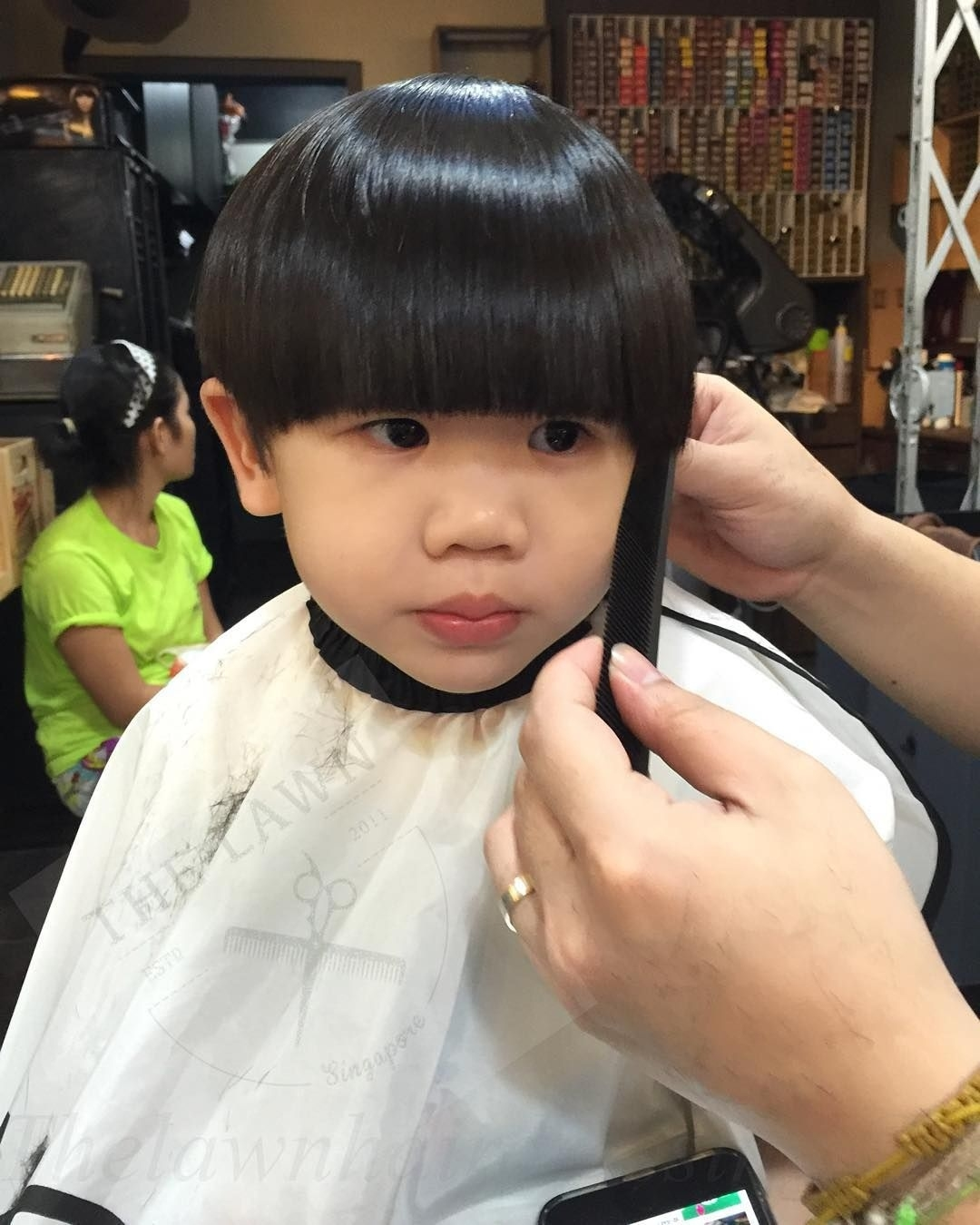 Image Result For Asian Bowl Cut Female   Bobs   Toddler Boy Haircuts in Asian Baby Boy Hairstyles