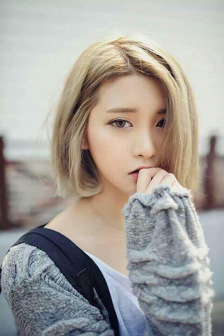 Korean Teenage Girl Short Hair 2017 - Styles Art | . Ink, Holes with Asian Girl Hairstyles 2017