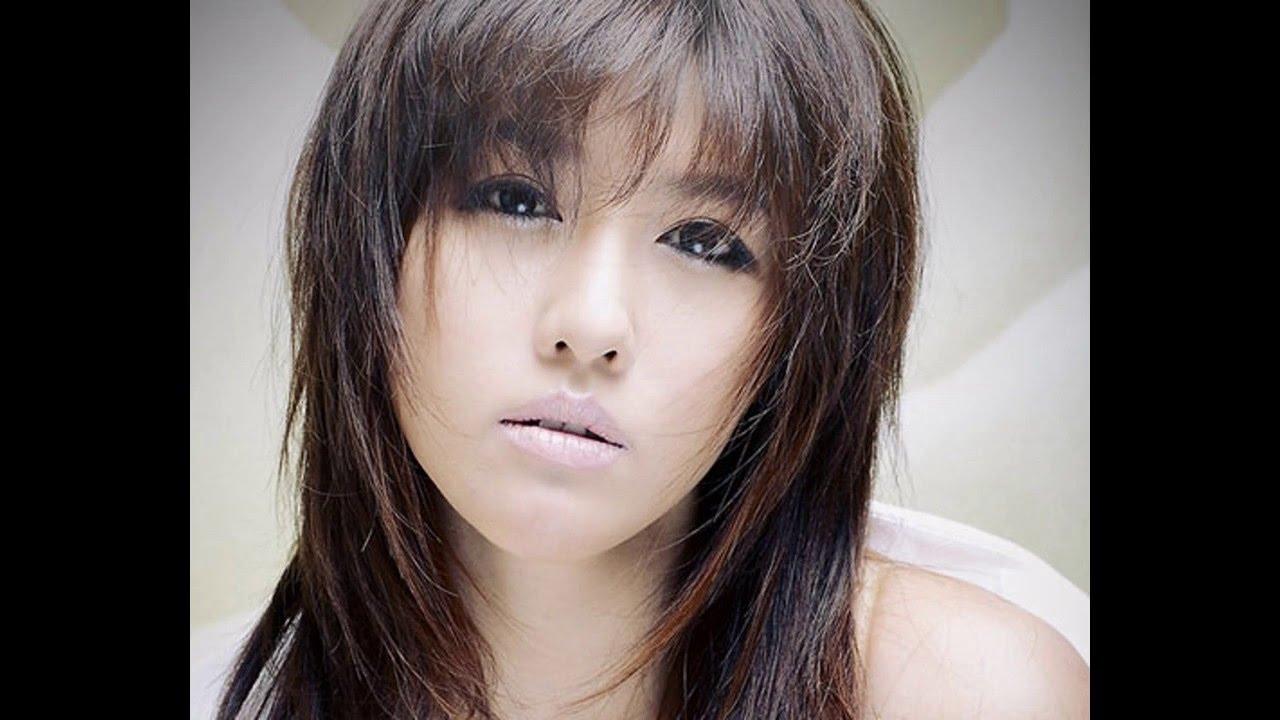 Long Hairstyles For Asian Women - Youtube inside Superb Asian Girl Long Hairstyles
