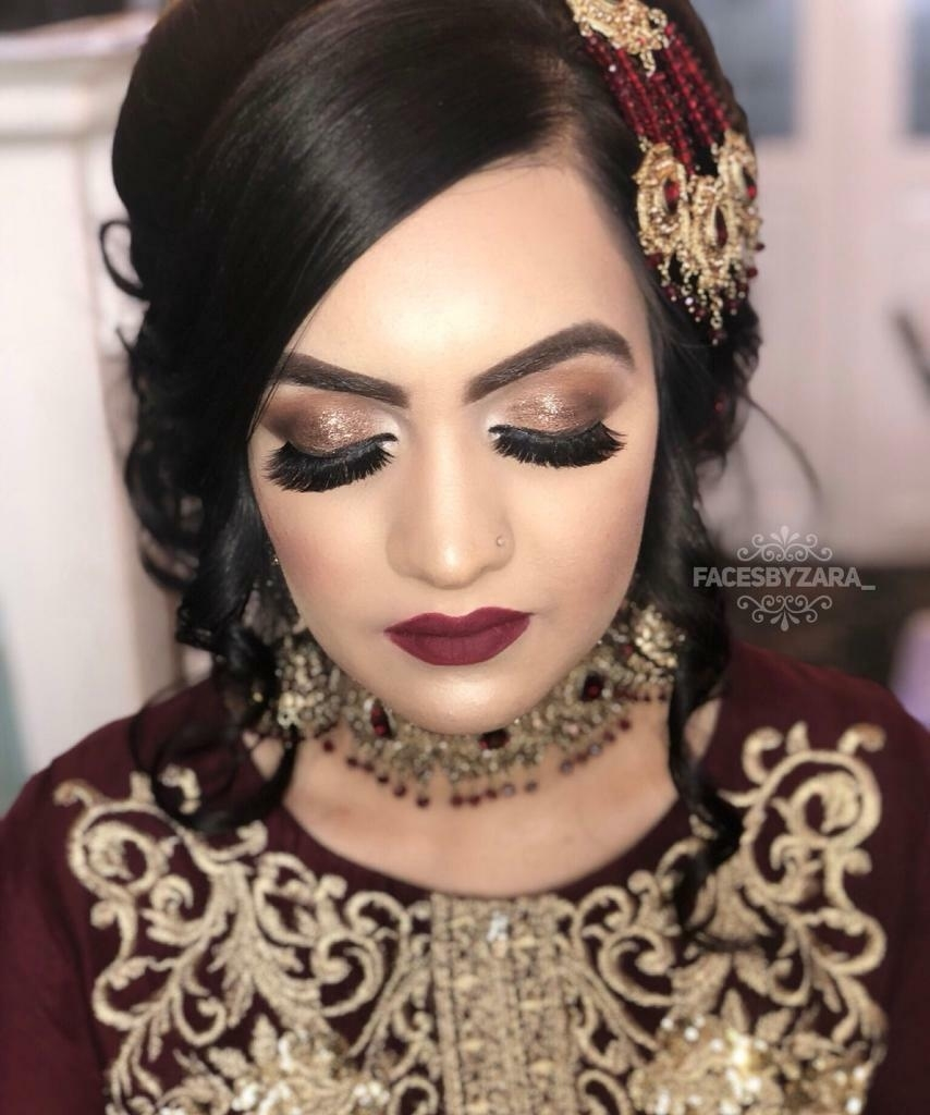 Makeup Artist Asian Bridal Hair And Makeup Artists Bradford Leeds within Amazing Asian Bridal Makeup And Hair Artist
