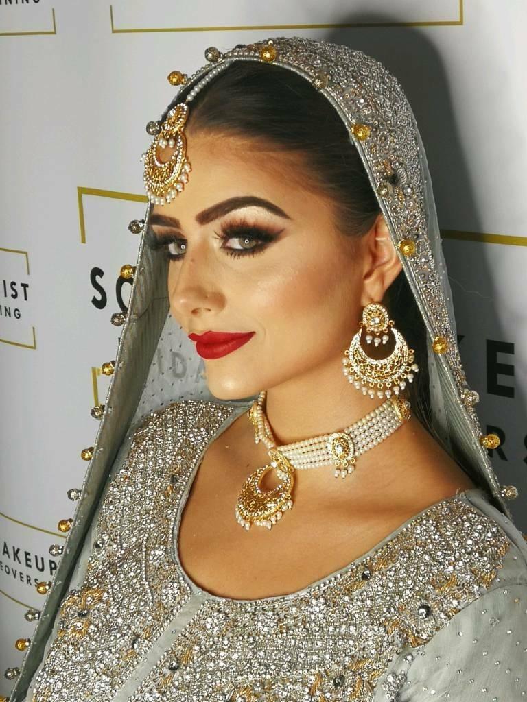 Makeup/bridal Makeup/english Bride/asian Bride/ Hair Makeup Artist intended for Asian Bridal Makeup And Hair Artist