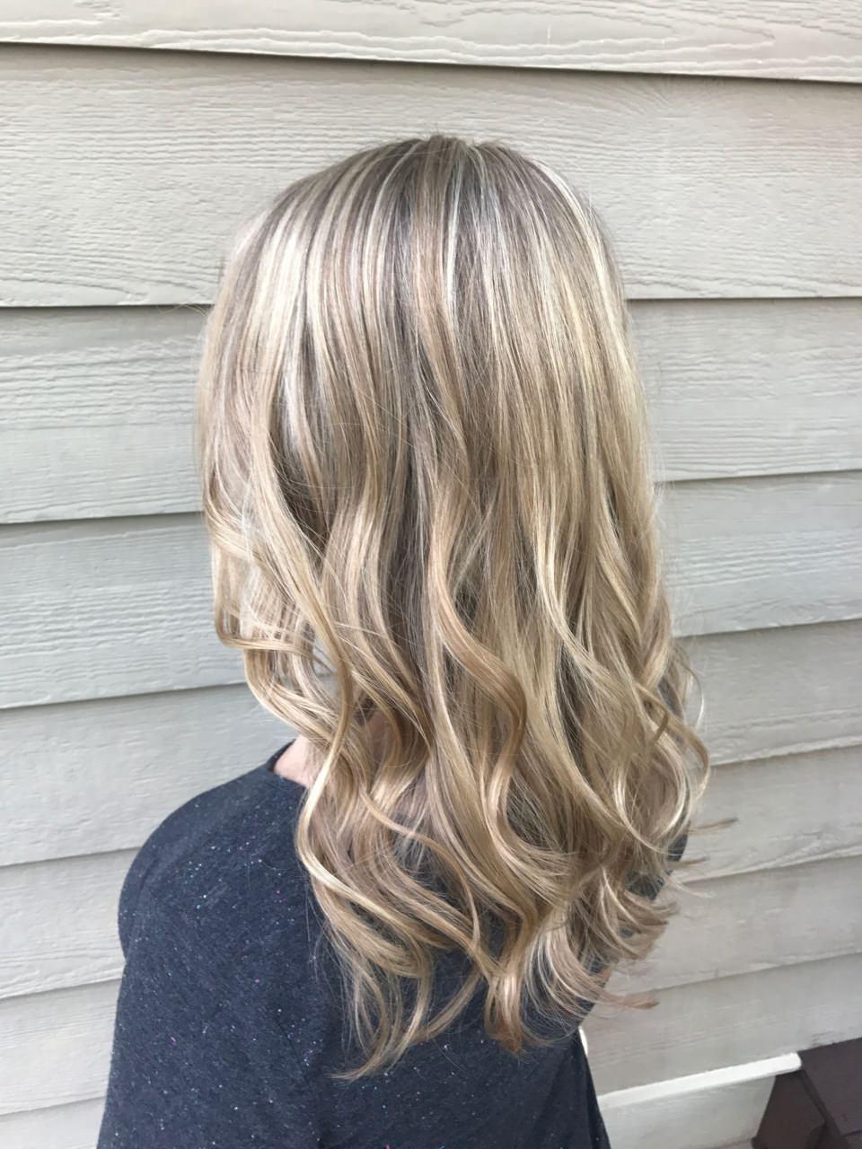 Medium Brown Hair With Blonde Highlights Hair Colours For Asians for Asian Hair With Blonde Highlights