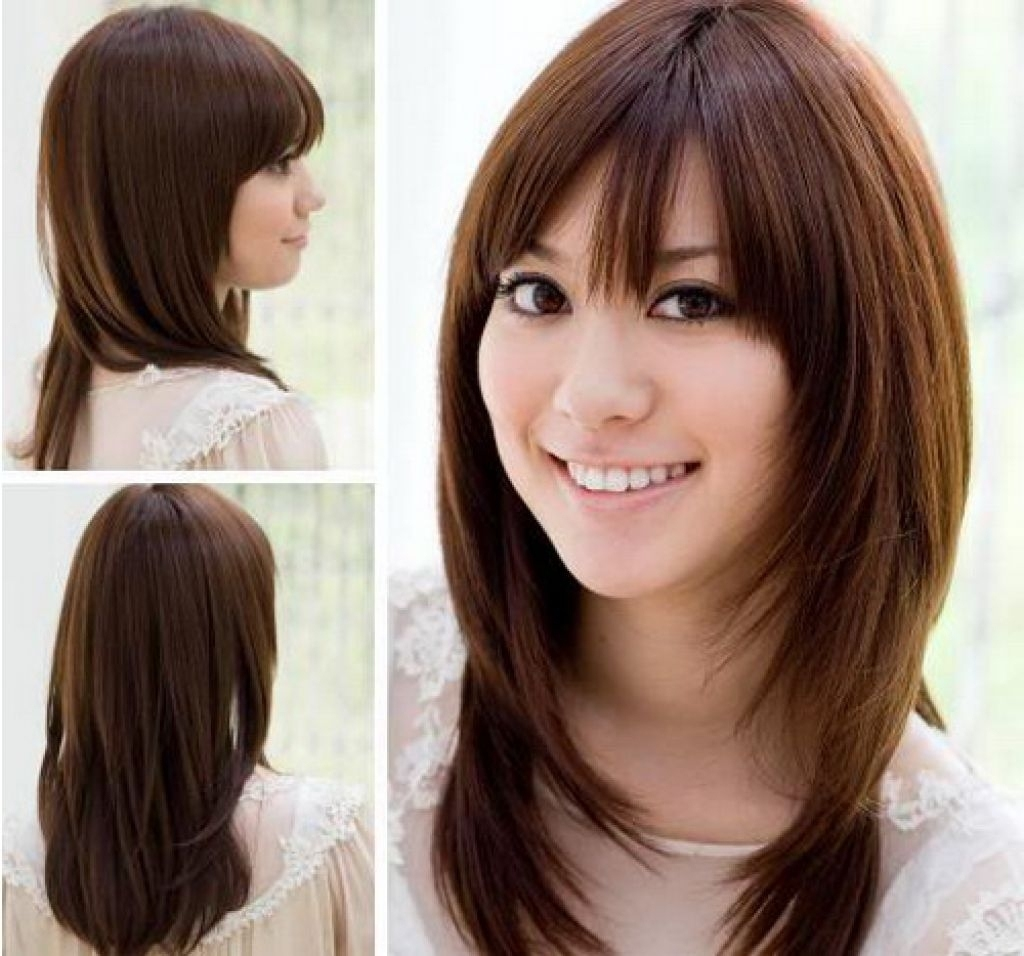Medium Haircut Asian – Gallery Hairstyle Ideas Regarding Asian intended for Asian Womens Hairstyles Medium Length