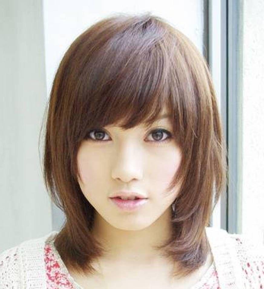 Medium Length Hairstyle 2013 Women Asian | Hair Style | Japanese within Asian Hairstyles Female Medium Length
