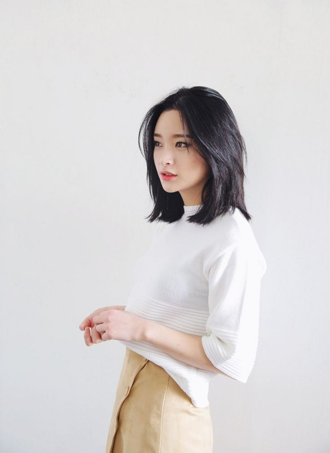 Pin By Becky Kwan On Haircut In 2019 | Korean Short Hair, Hair Cuts for Asian Hairstyles Short Hair