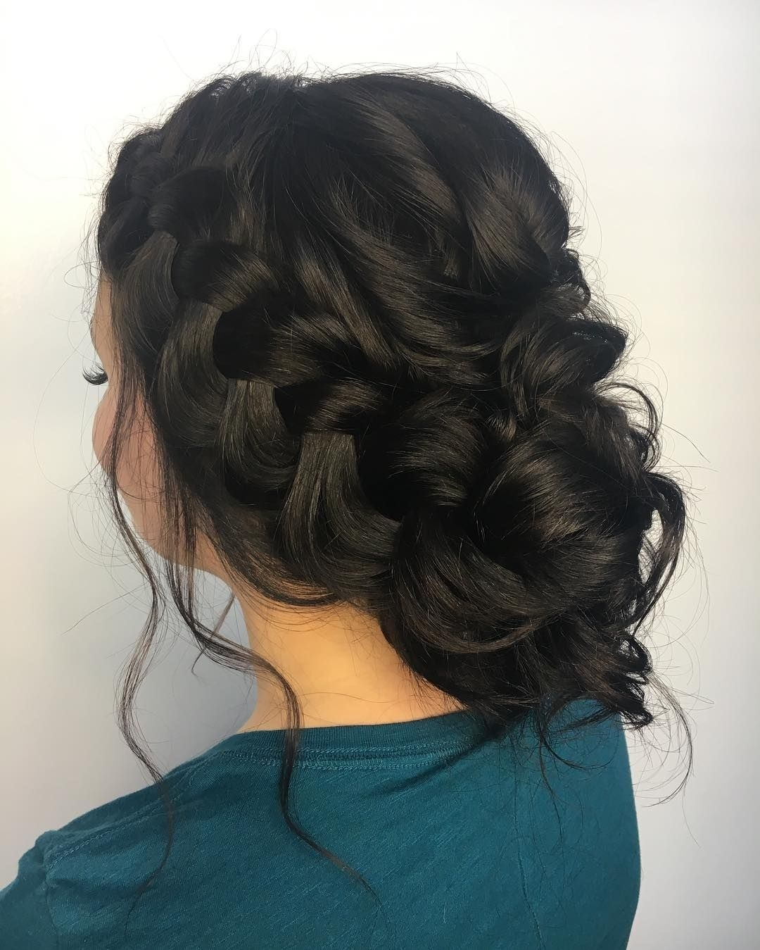 Pin By Daisy On // H A I R . B E A U T Y // In 2019 | Prom Hair Updo throughout Top-drawer Asian Hairstyles For Prom