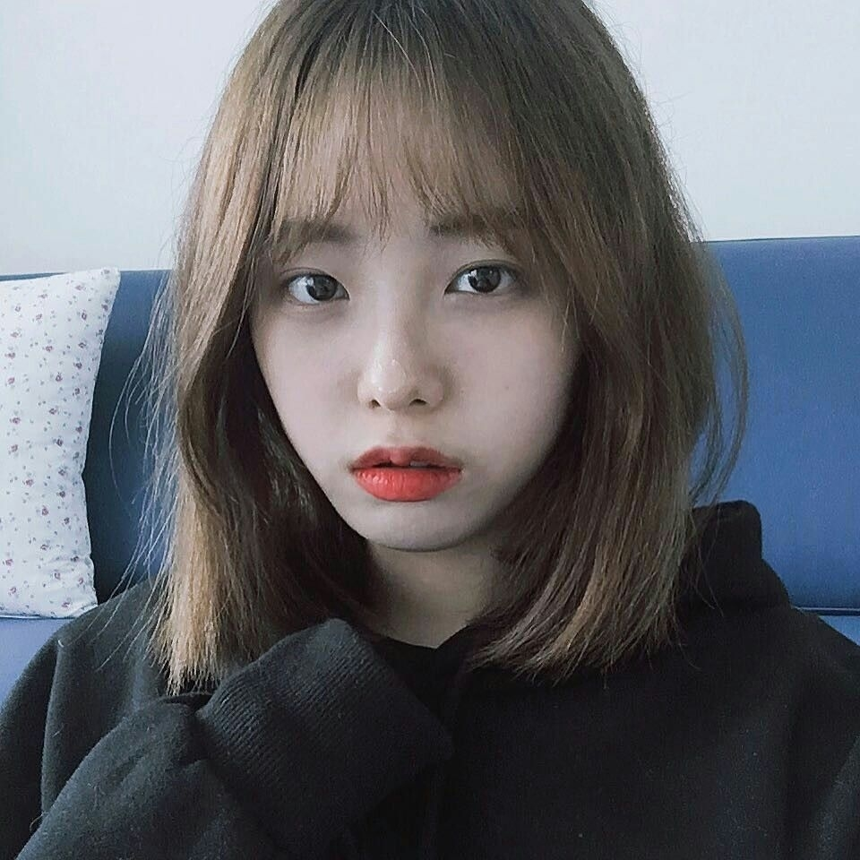 Pin By Gigi On Girl   Ulzzang Hair, Asian Short Hair, Korean Short Hair with regard to Asian Short Hair With Bangs