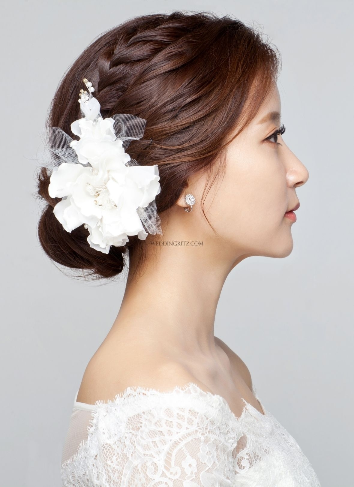 Pin By Hailing Lee On Weddings - Asia Bridal In 2019 | Hairdo within Amazing Wedding Hairstyles For Asian Hair