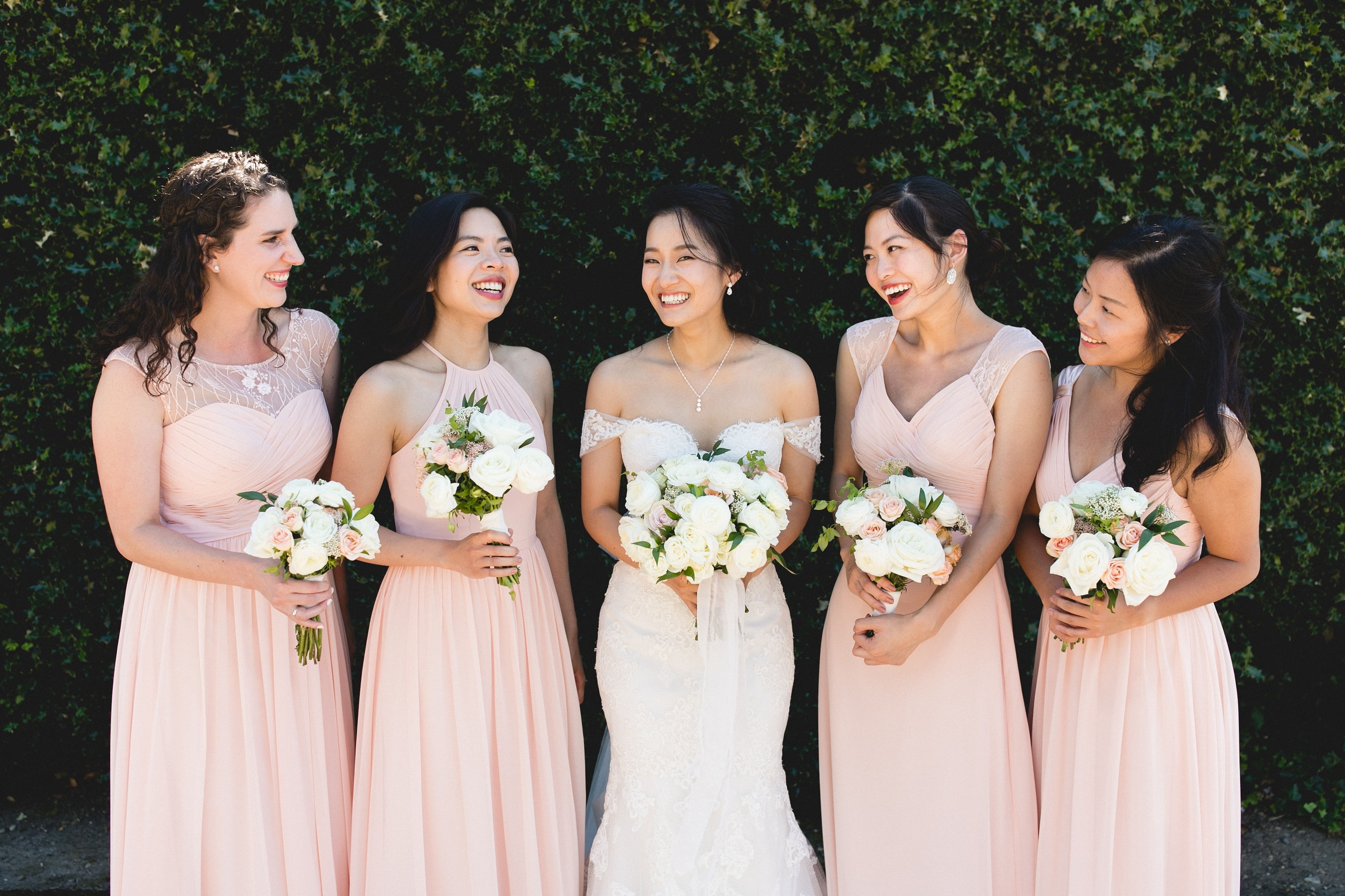Seattle Asian Wedding Makeup | United States | Christy K Makeup & Hair for Asian Hairstyles For Wedding Party