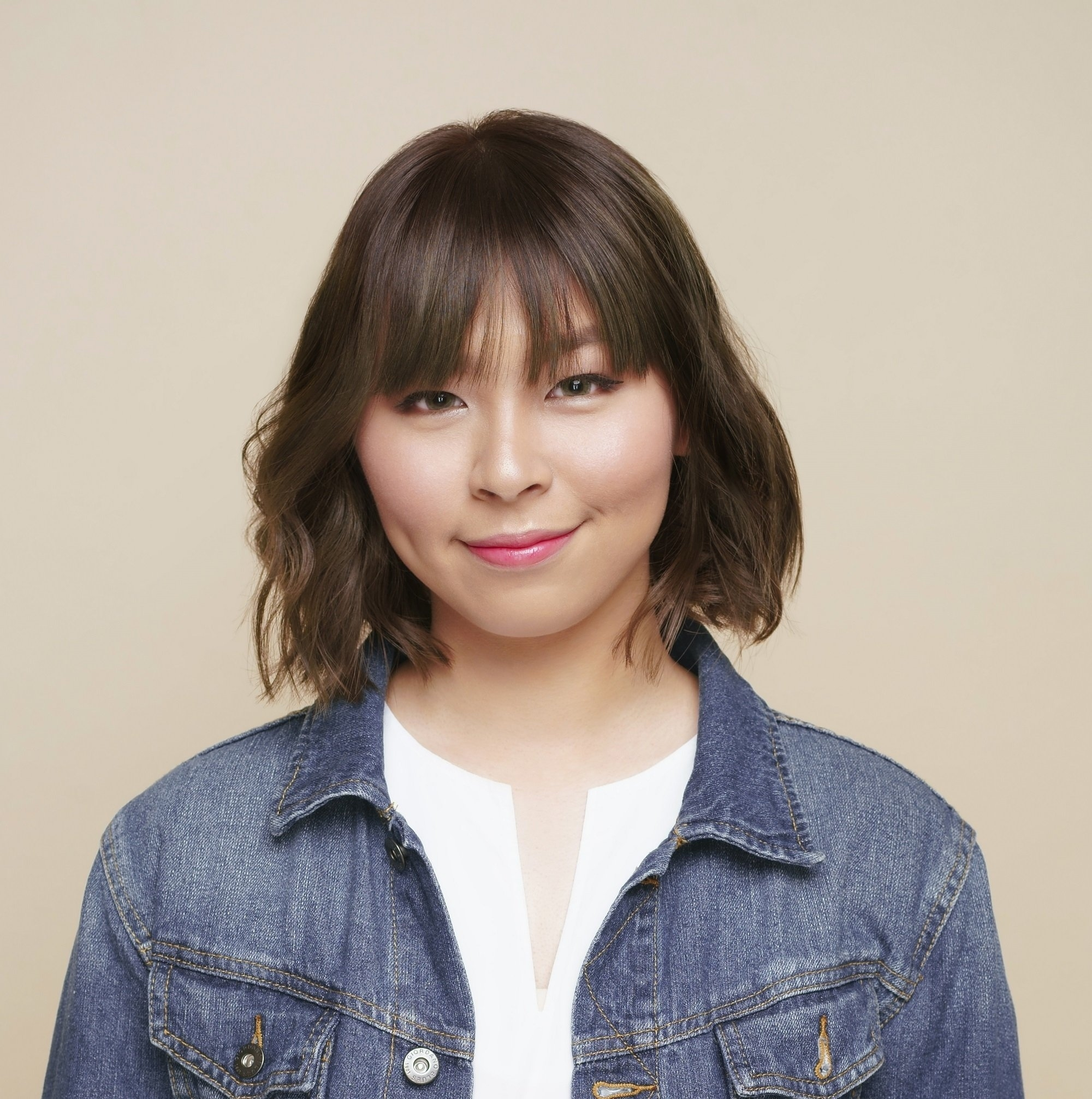 Short Hair For Round Face: Chic Ideas You Need To Try within Superb Asian Bangs Hairstyle For Round Face