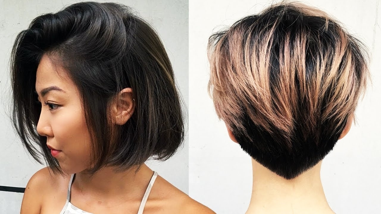 Short Haircuts For Asian Women   Short Asian Hairstyles For Women intended for Very best Asian Short Hair With Bangs