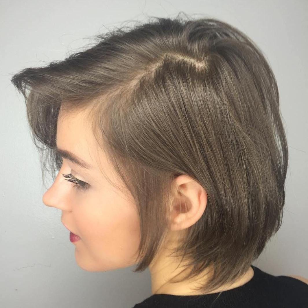 Short Thin Hair Over 50 Tags : Short Thin Hair Toddler Boy Haircut in Asian Hairstyles Thin Hair