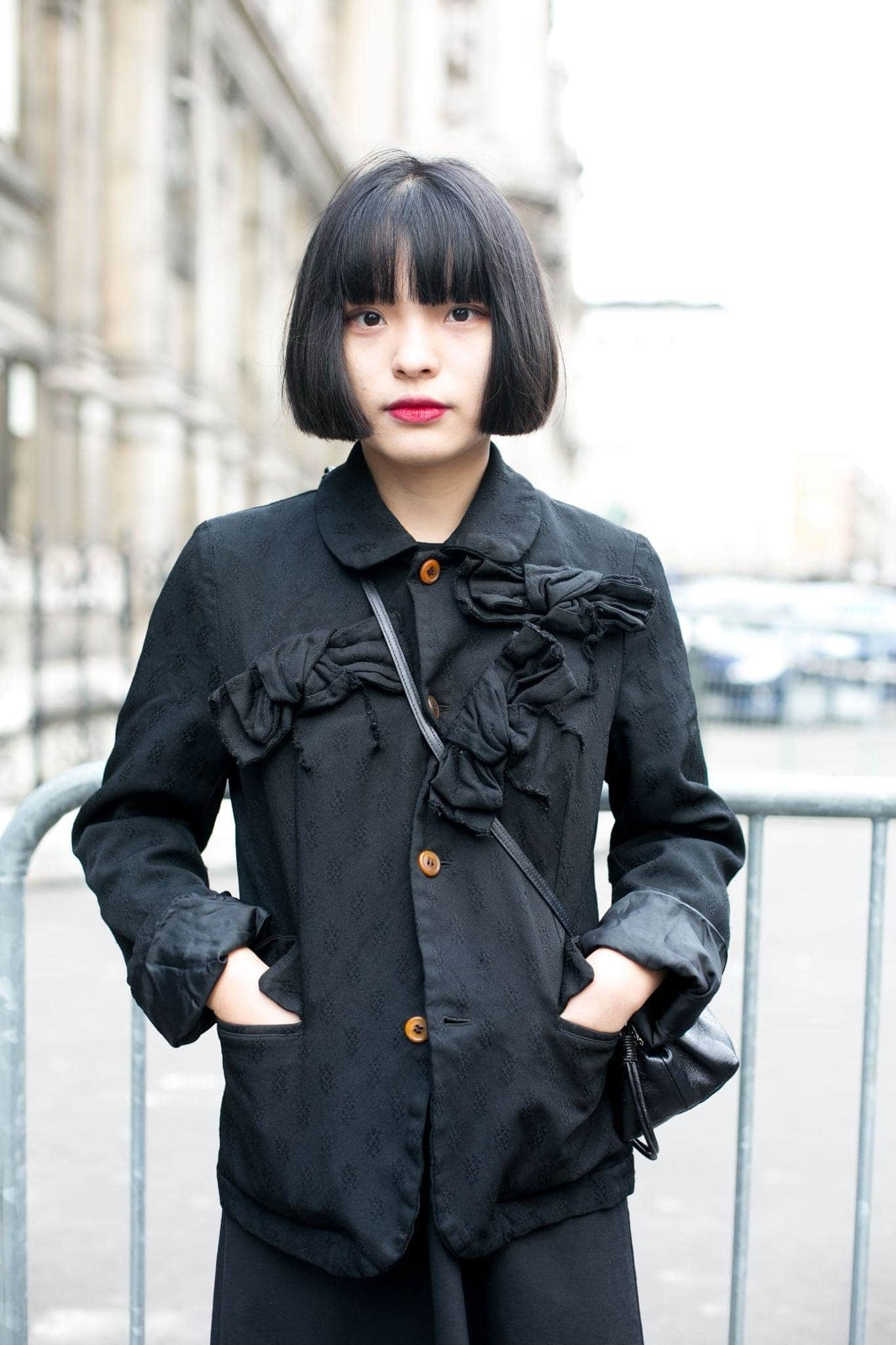 The Trendiest Korean Short Hairstyles To Get In On within Asian Short Hairstyles With Bangs