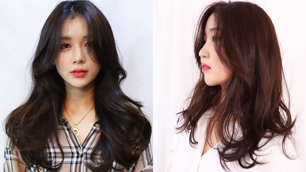 Top 10 Amazing Cute Korean Haircuts ?? Cute Easy Hairstyles inside The greatest Cute Korean Hairstyles For Medium Hair