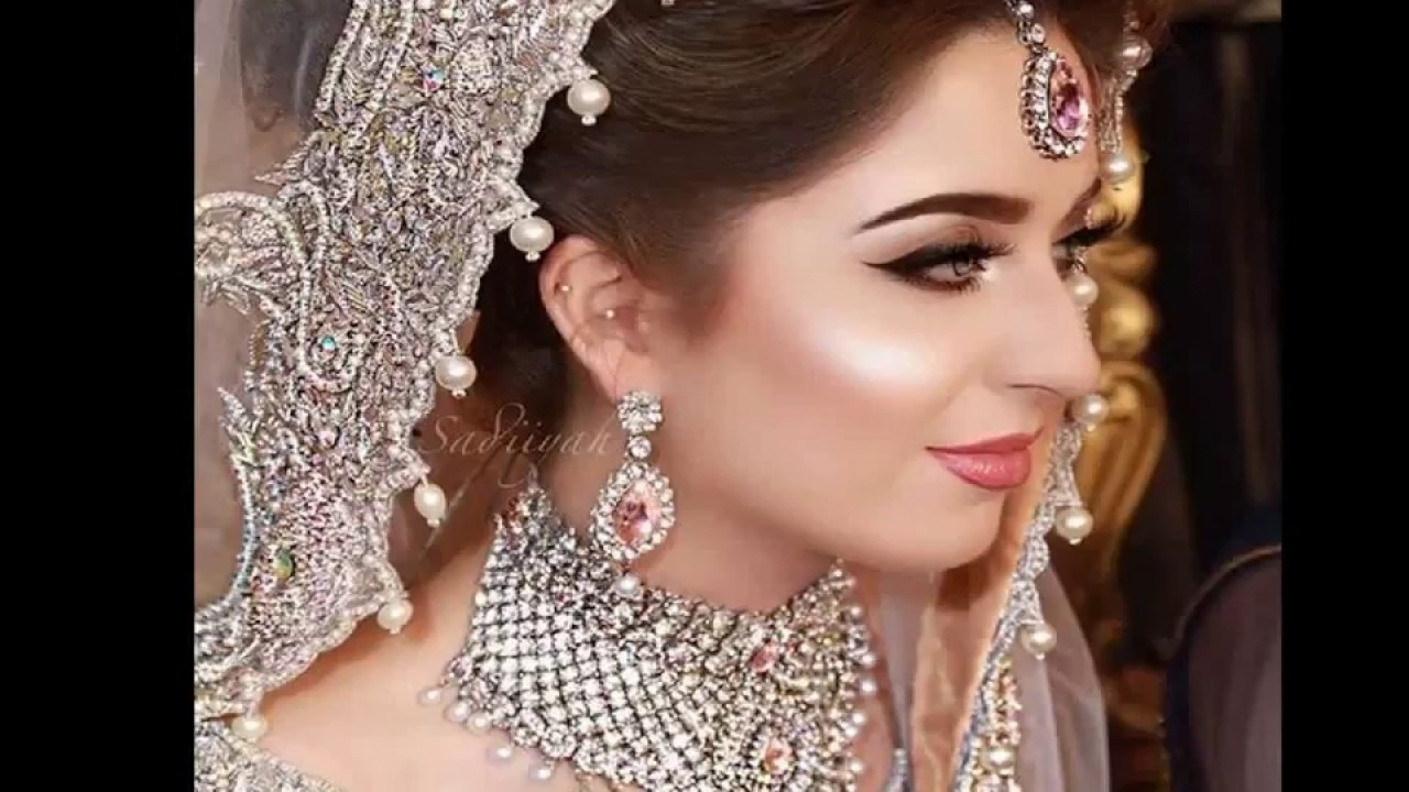 Top 20 Asian Bridal Makeup 2018 - Youtube with Asian Bridal Hairstyles 2018