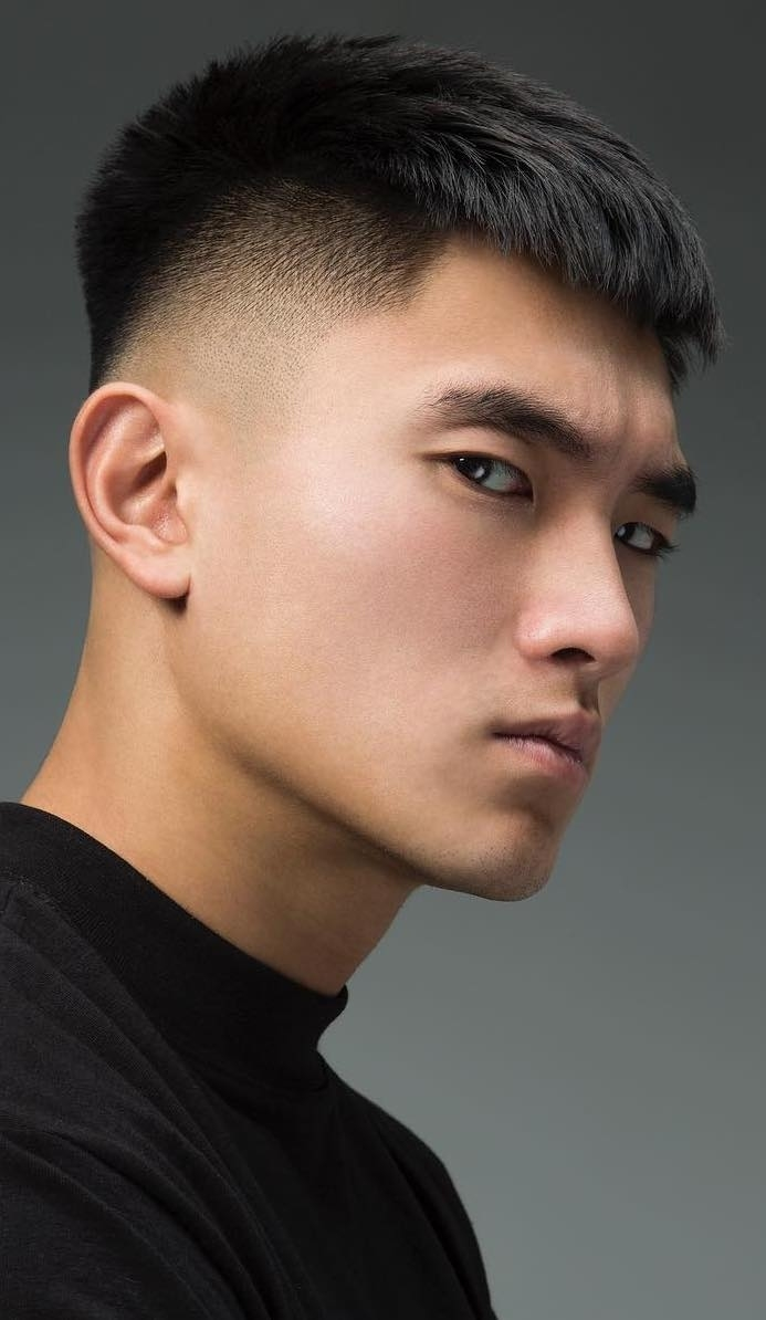 Top 30 Trendy Asian Men Hairstyles 2019 in Short Asian Hairstyles Male