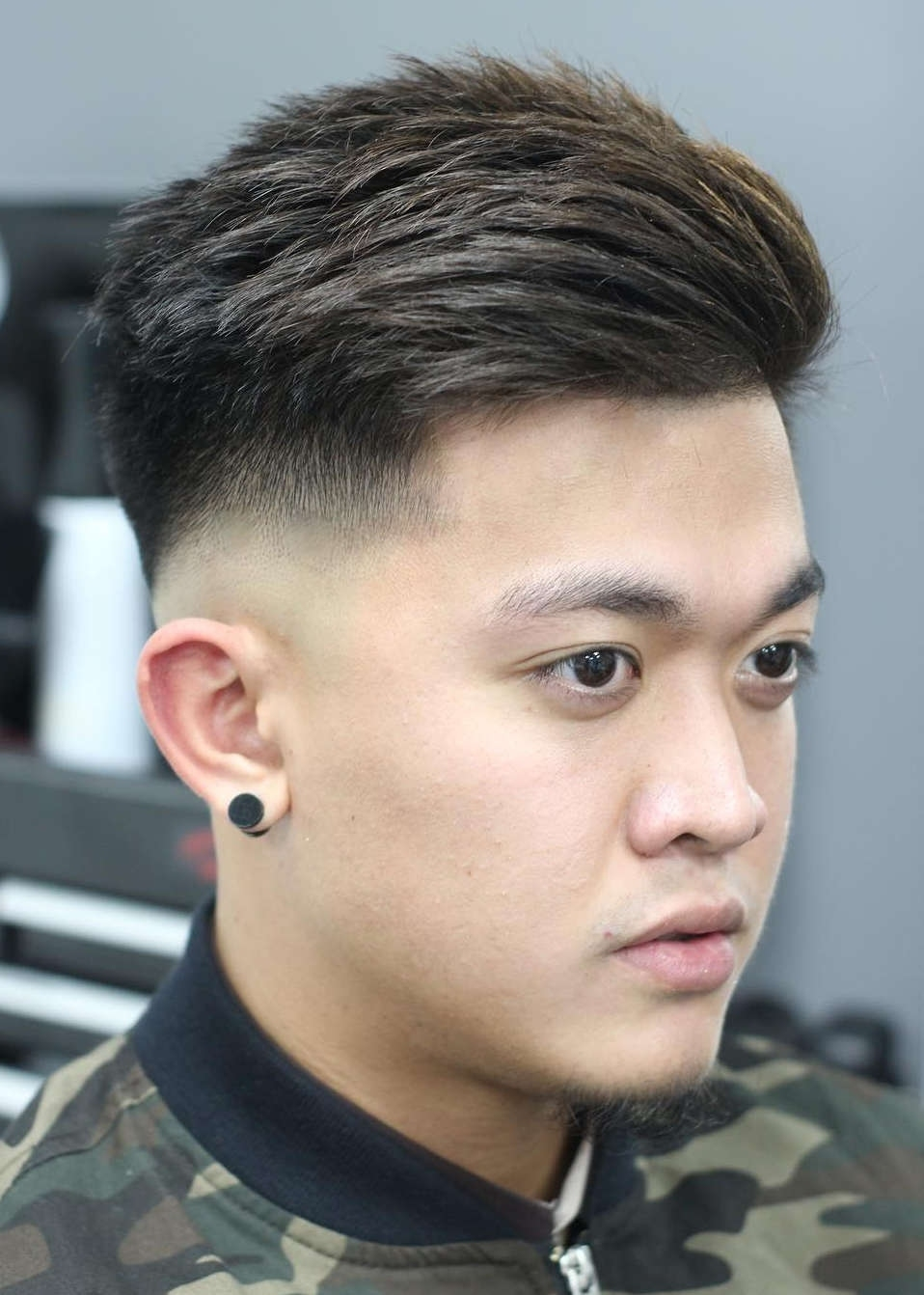 Top 30 Trendy Asian Men Hairstyles 2019 intended for Asian Boy Hairstyles 2018