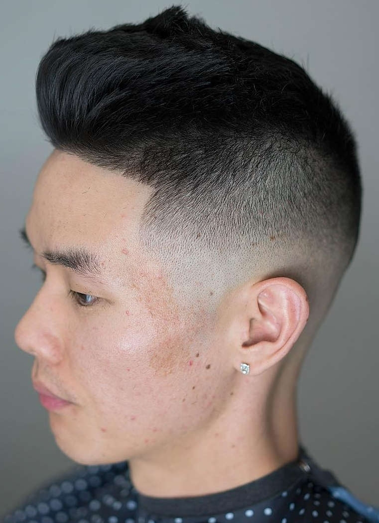 Top 30 Trendy Asian Men Hairstyles 2019 throughout Asian Hairstyles Thin Hair