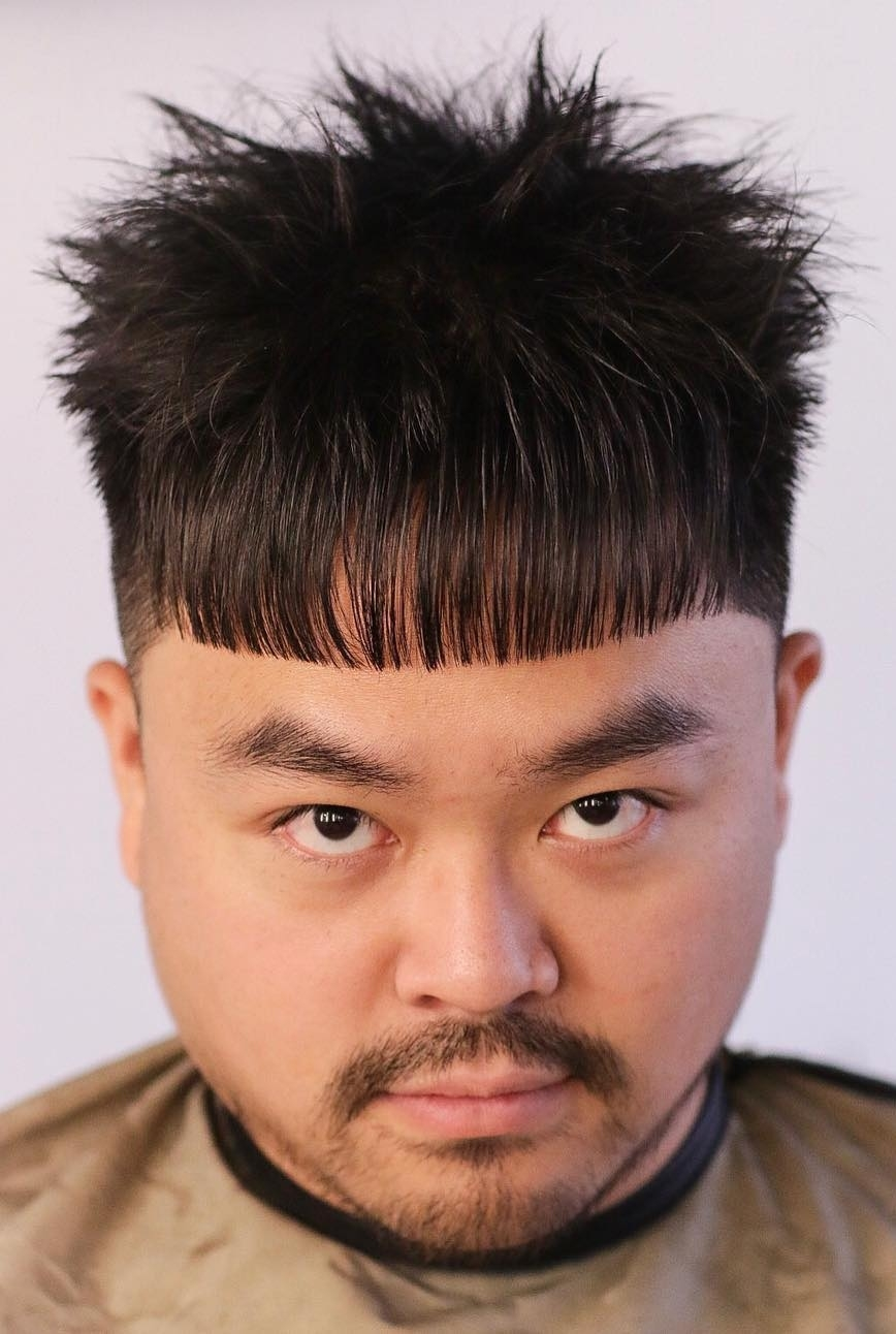 Top 30 Trendy Asian Men Hairstyles 2019 throughout Asian Medium Hairstyles Male