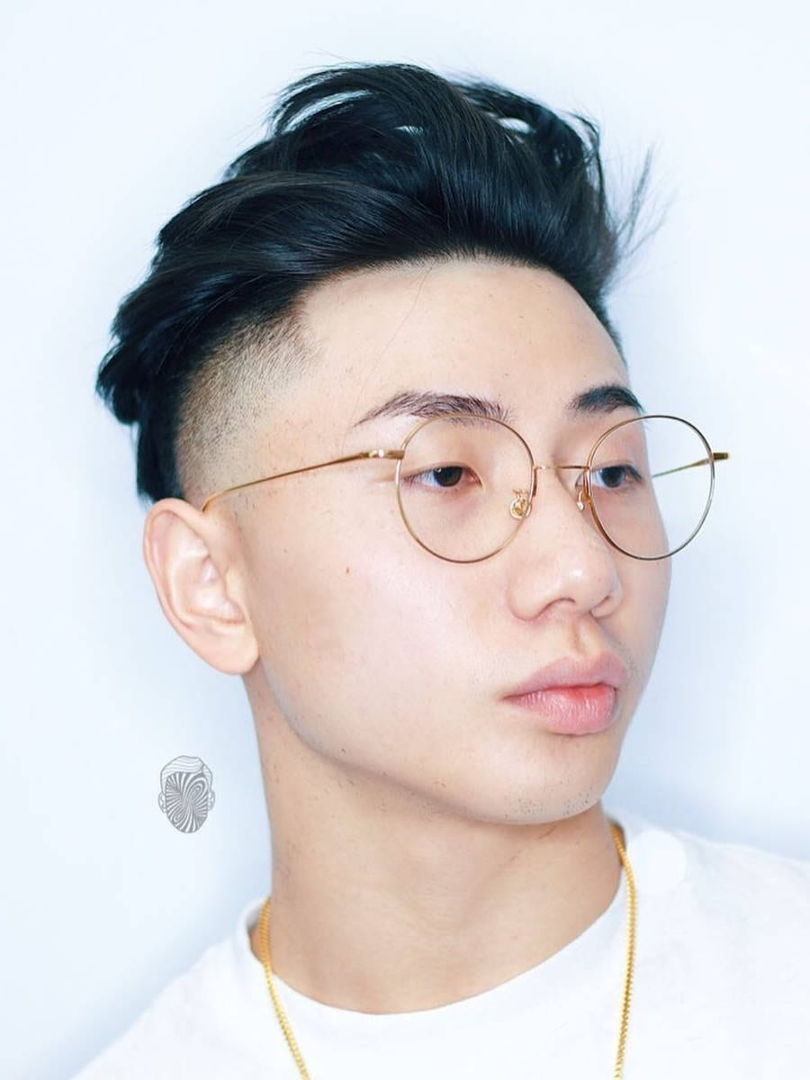 Top 30 Trendy Asian Men Hairstyles 2019 within Asian Boy Hairstyles 2018