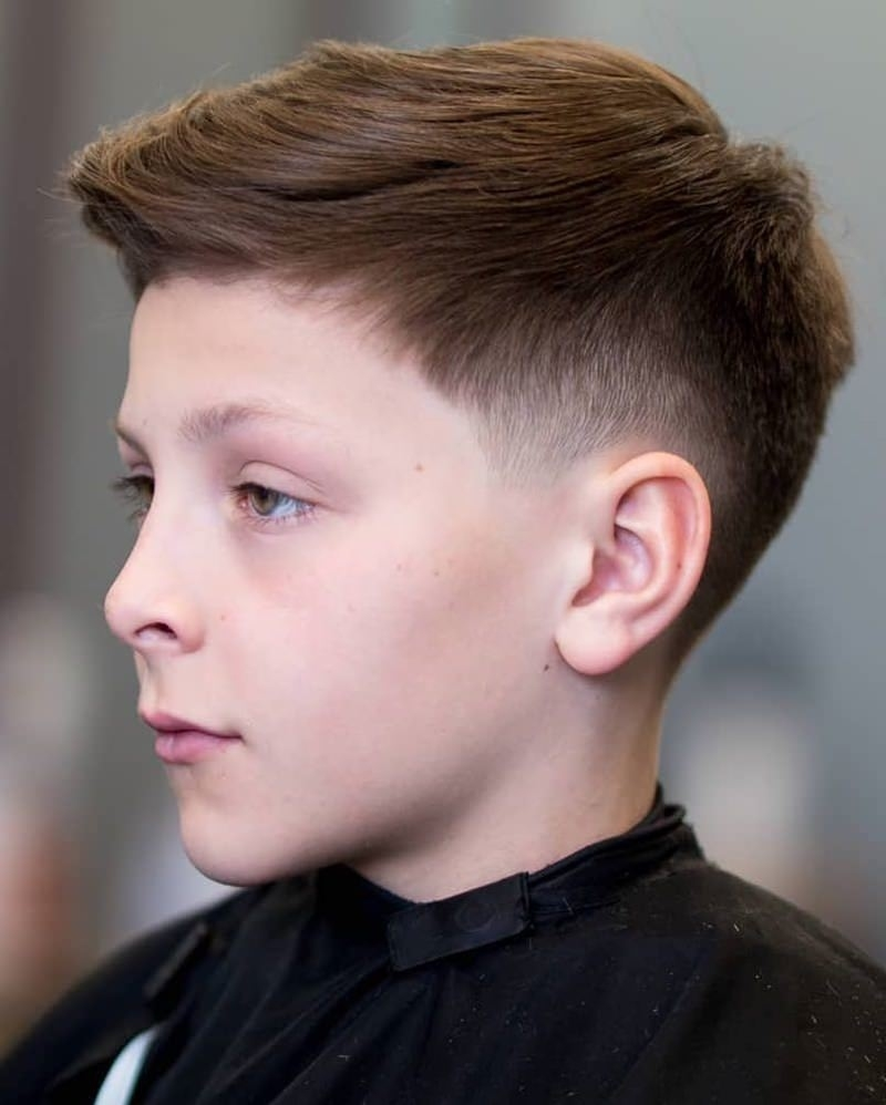 120 Boys Haircuts Ideas And Tips For Popular Kids In 2019 in Attitudes Children Hair Cut