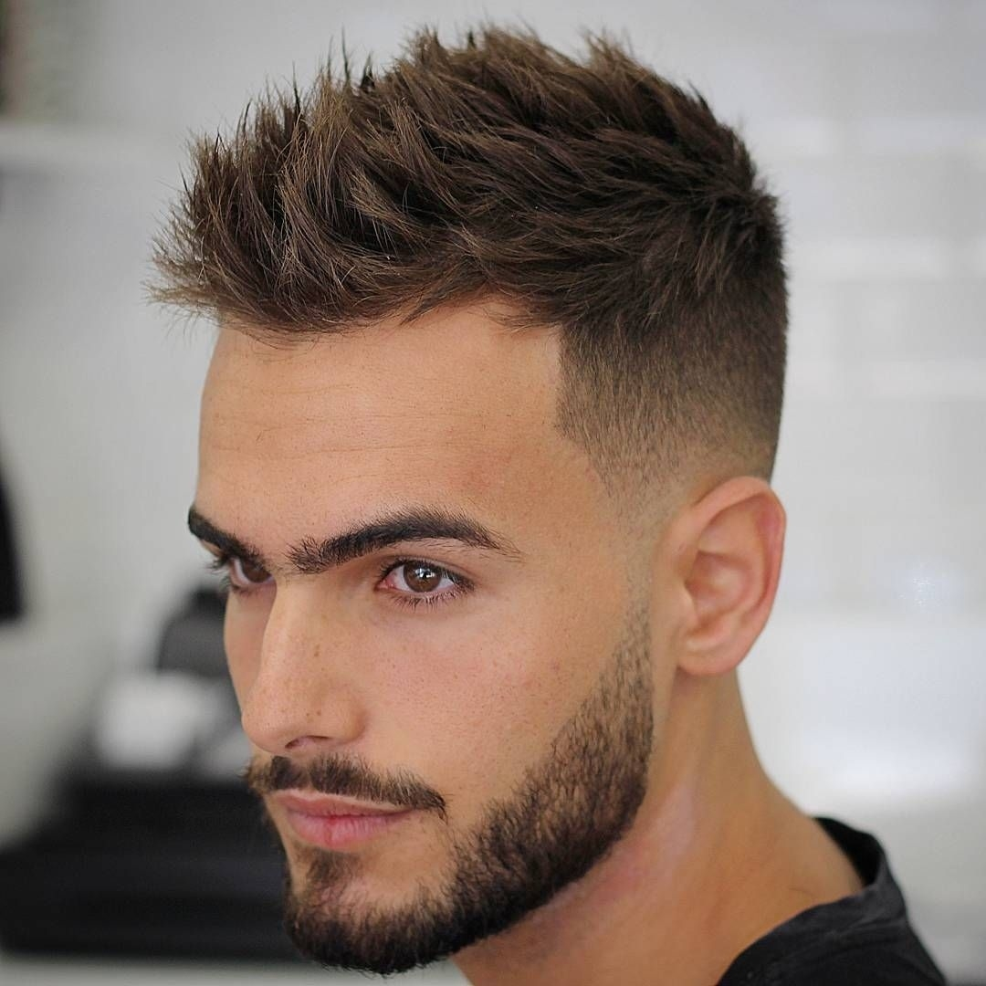 15 Best Short Haircuts For Men | Hair Styles | Haircuts For with Haircut Styles For 20 Year Old Men